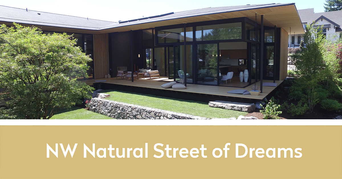 Home from The Street of Dreams in Portland | NW Natural Street of Dreams