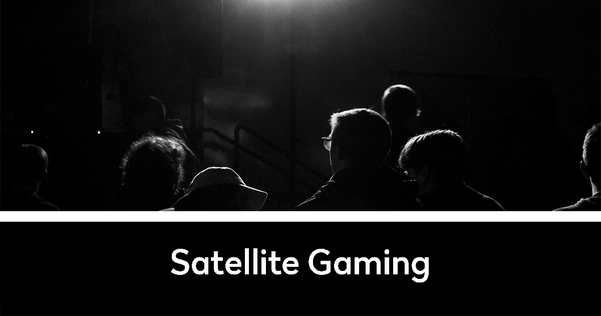 Satellite Gaming Non-Profit where students compete and parents learn website by Lewis Media Group | Satellite Gaming