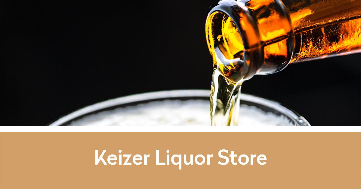 Keizer Liquor Store
