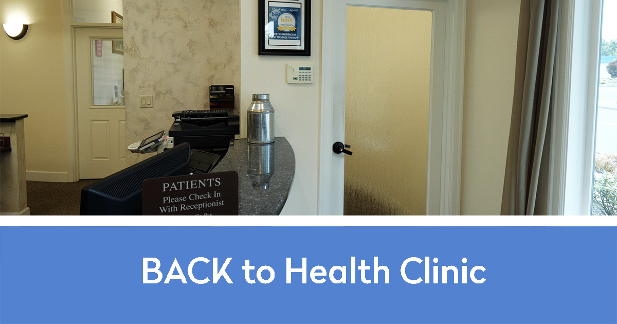 Entryway of the BACK to Health Clinic | BACK to Health Clinic