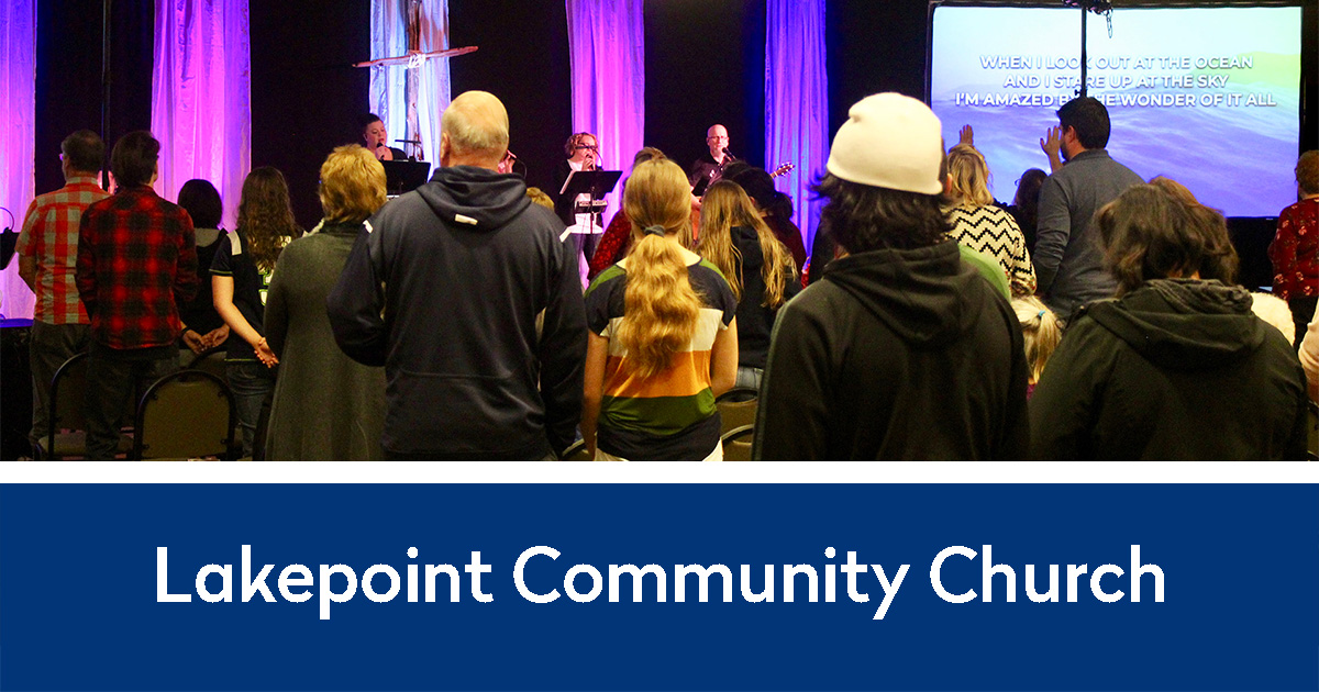 Worship at Lakepoint at the Civic Center | Lakepoint Community Church