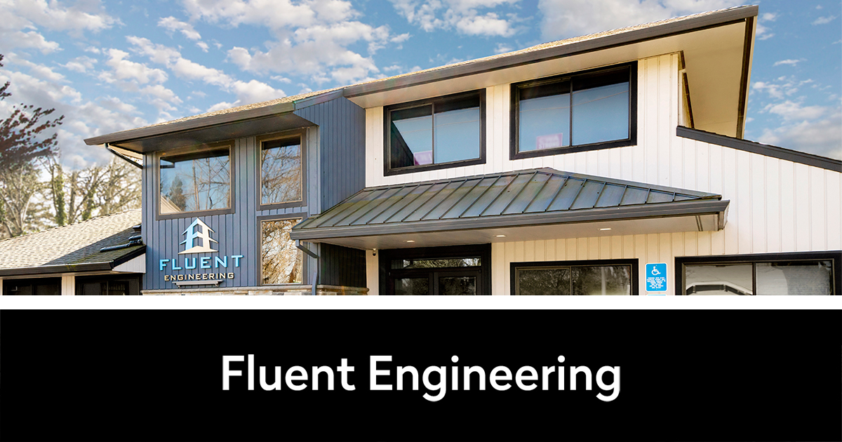 Fluent Engineering and business office in Salem