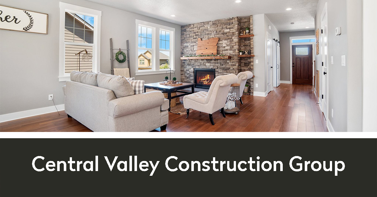 Central Valley Construction Group and one of their remodels